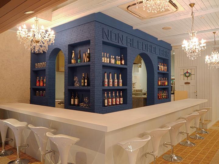 Non Alcohol Bar