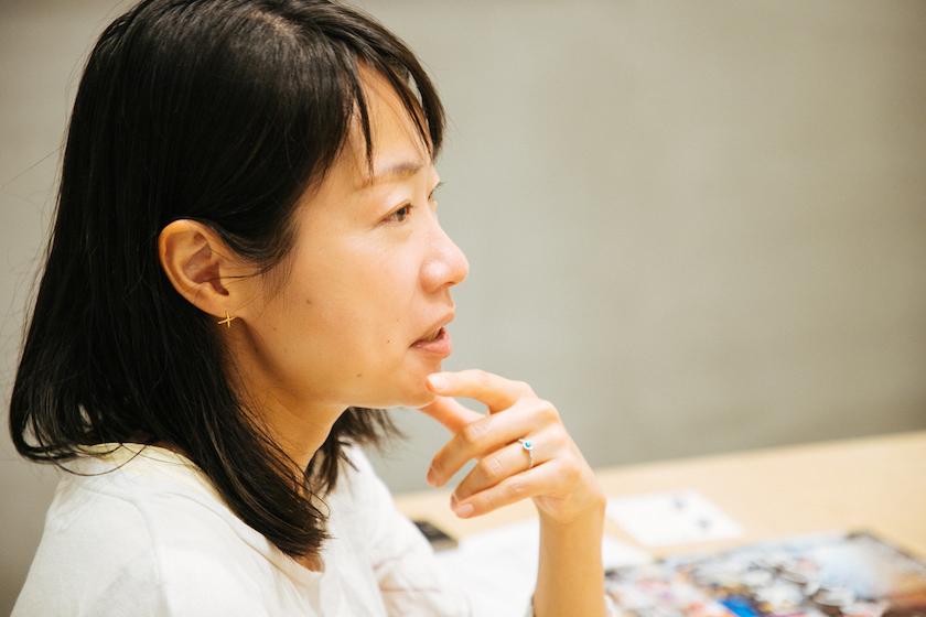 食のメディア『料理通信』編集長の曽根清子(そねきよこ)さん