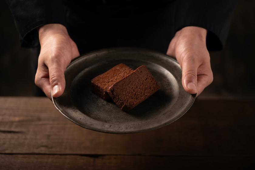 『THE』にて人気沸騰中のガトーショコラ「THE chocola」