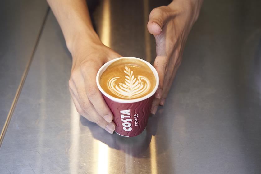 コスタコーヒーの「コルタード」