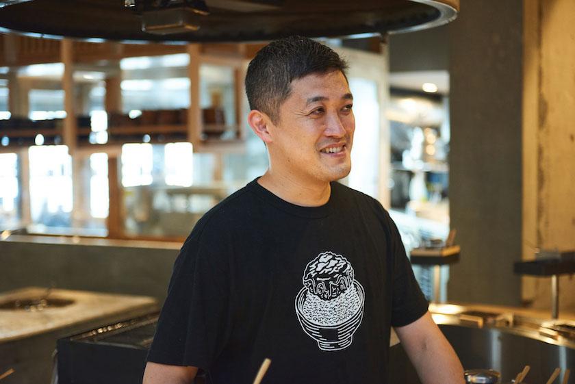 「挽肉と米」代表・山本昇平さん