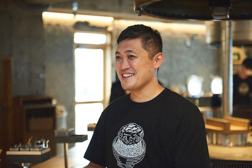 「挽肉と米」の代表・山本昇平さん