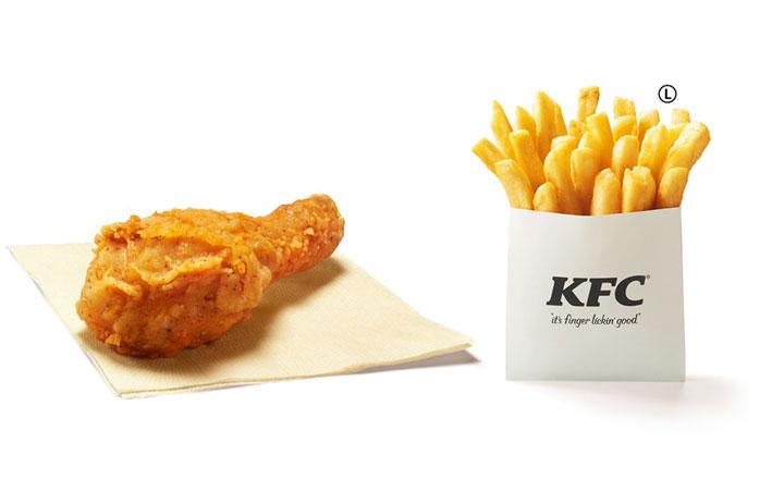 KFC公式HPより