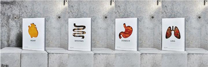 薬膳における「同物同治」(自身の身体の悪い部分を治すには、悪い部分と同じものを食べるといい)を基にしているというオリジナルのスタンドボックス。斬新なデザインは利用者に大変好評で、ギフトとして購入されることも多いのだとか