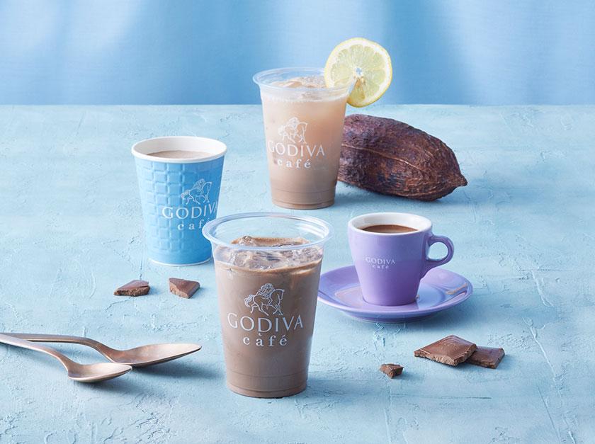 GODIVA café(ゴディバカフェ)メニューイメージ