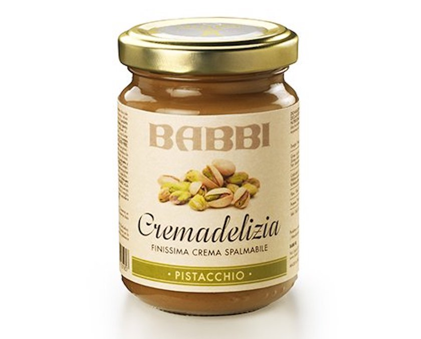 BABBIのクレマ ピスタチオ