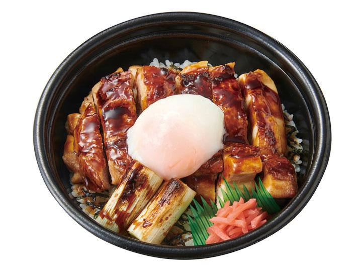月見大判焼鳥丼 650円(税込)