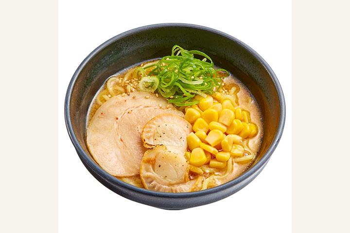 北海道 ほっこり、あったか味噌ラーメン 462円(税込)