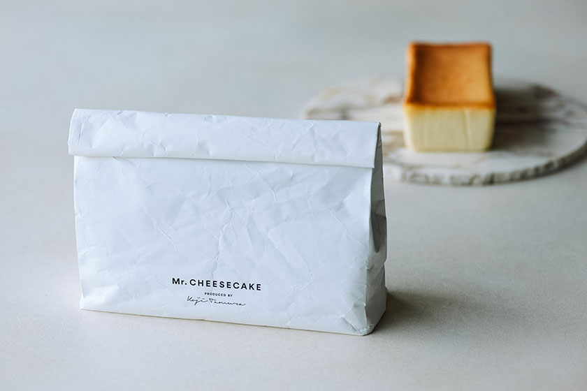 Mr. CHEESECAKE with Cooler Bagの保冷袋