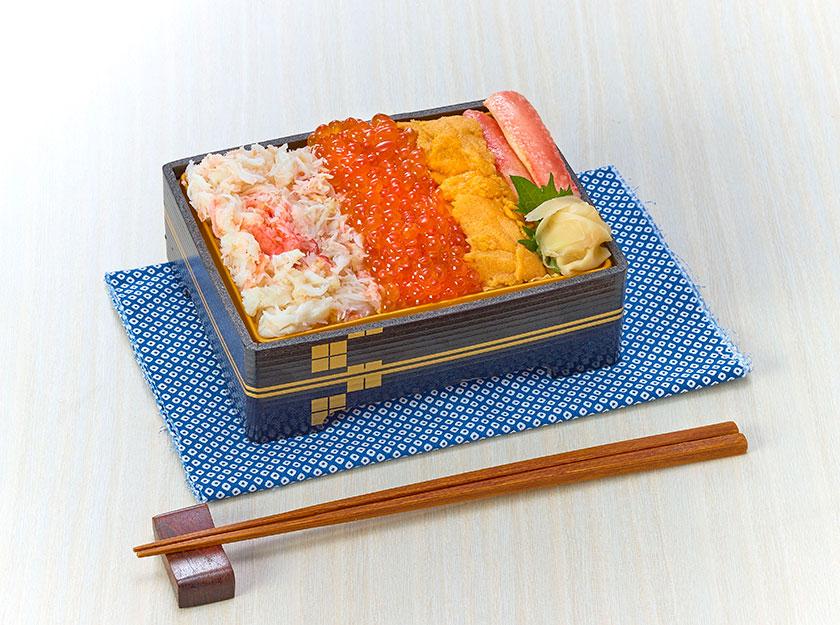 木曽路 贅沢海鮮ちらし寿司