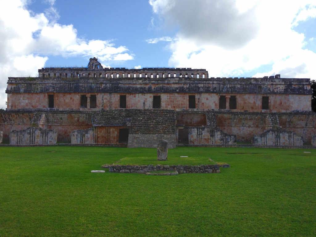 カバー遺跡の宮殿