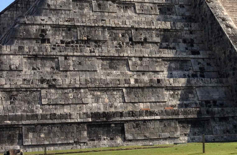 カスティージョの壁
