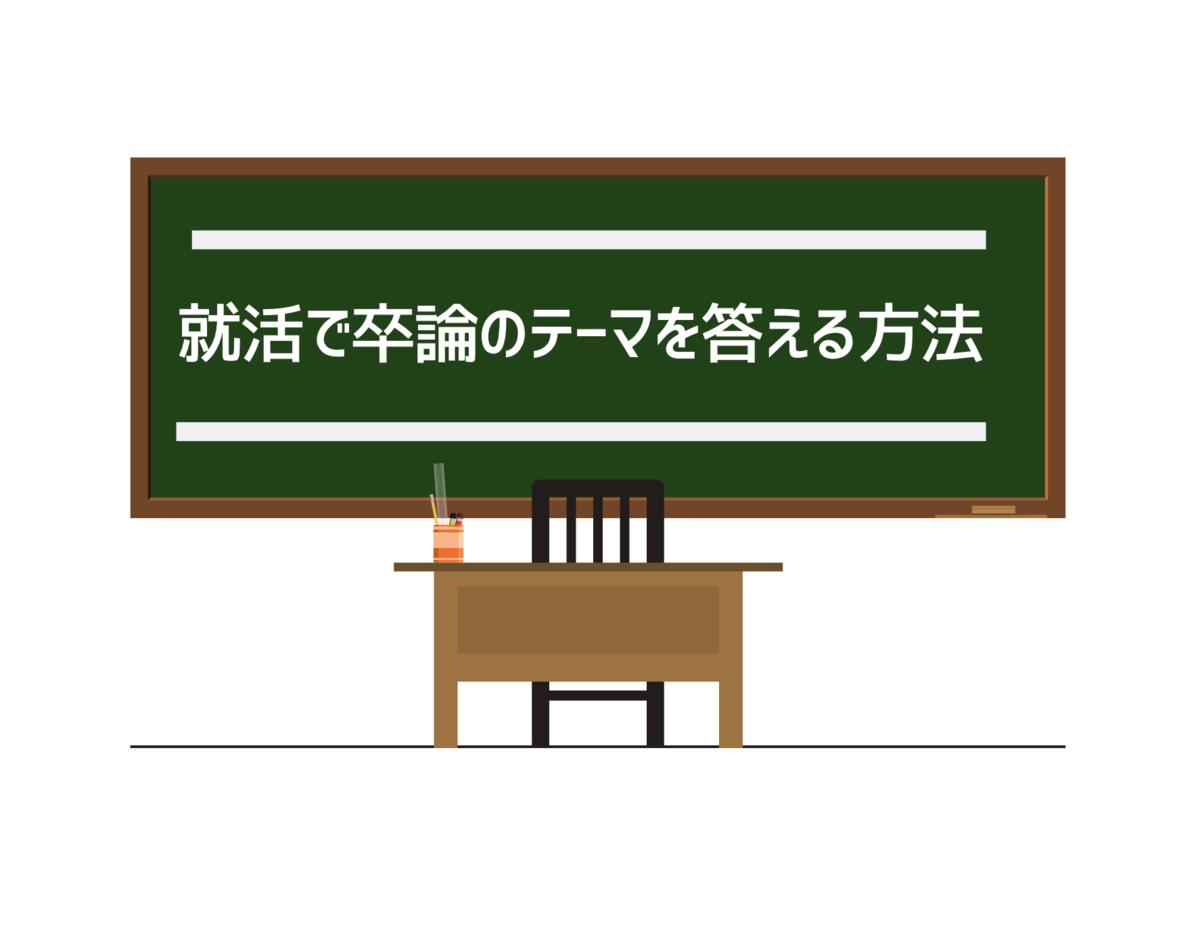卒業 研究 テーマ