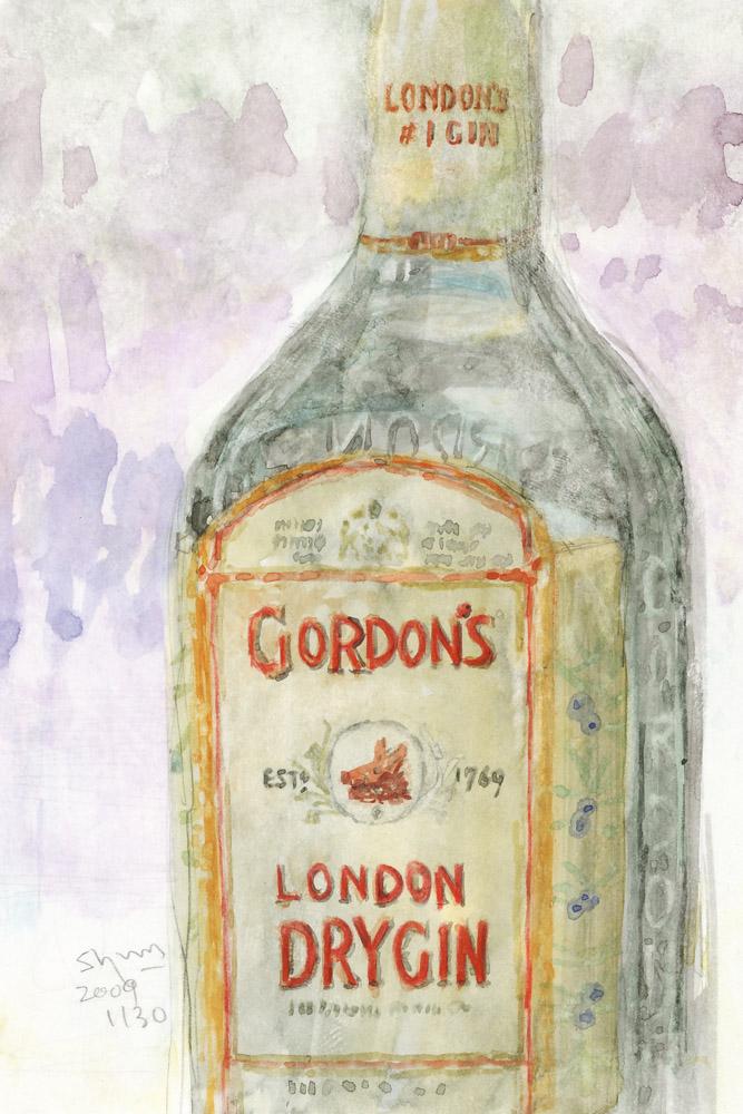 gordon's dryginの絵