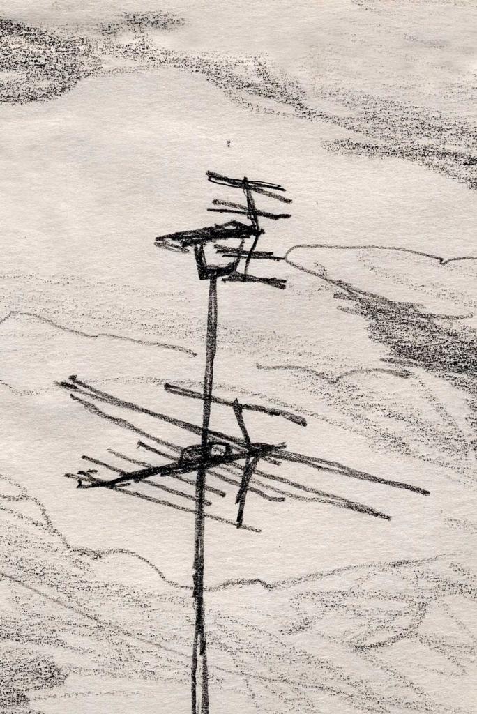 アンテナの素描
