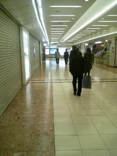 横浜地下街
