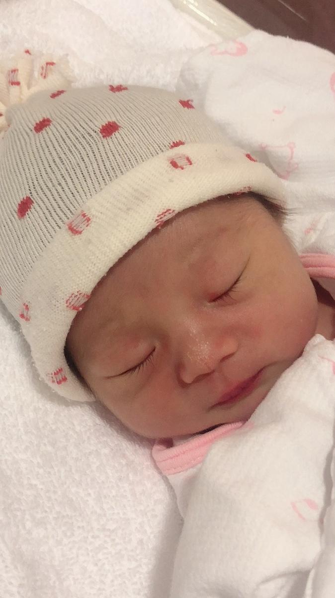 赤ちゃんの写真1