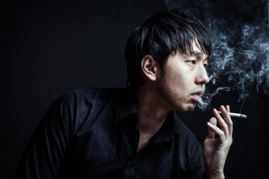 アイコス 煙出ない