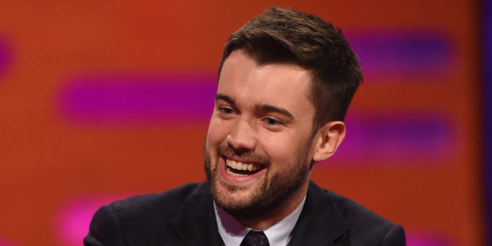 jack whitehall laughing