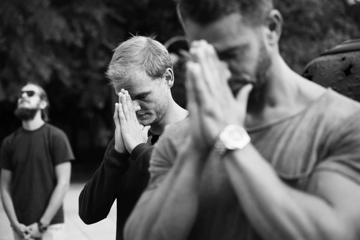 avicii prays