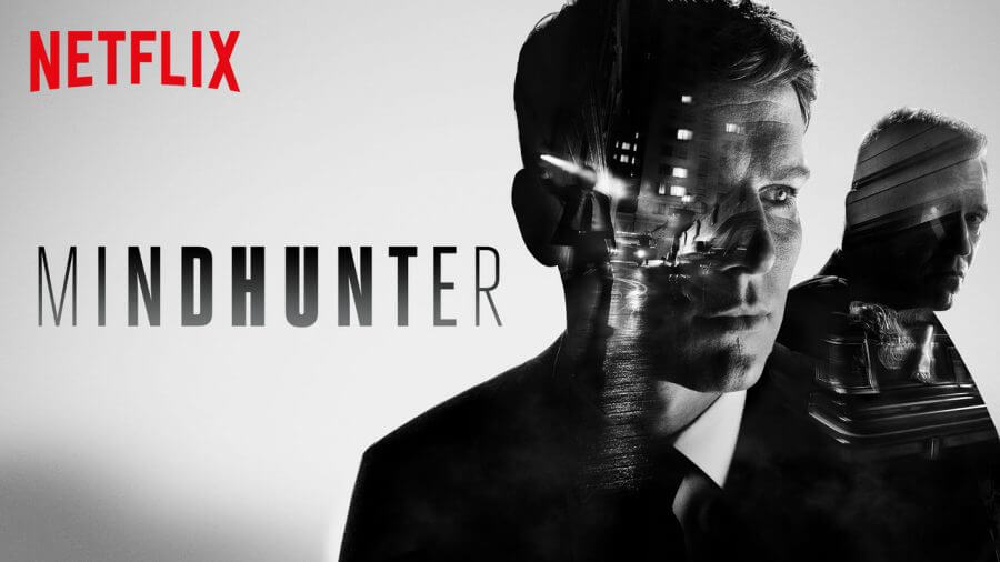 poster of netflix tv show mindhunter season1