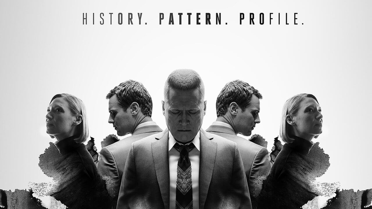 poster of tv show mindhunter season 2