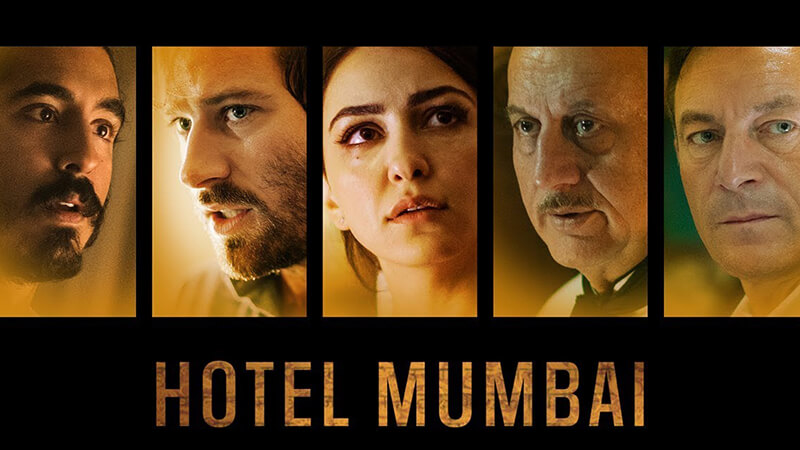 poster of movie Hotel Mumbai