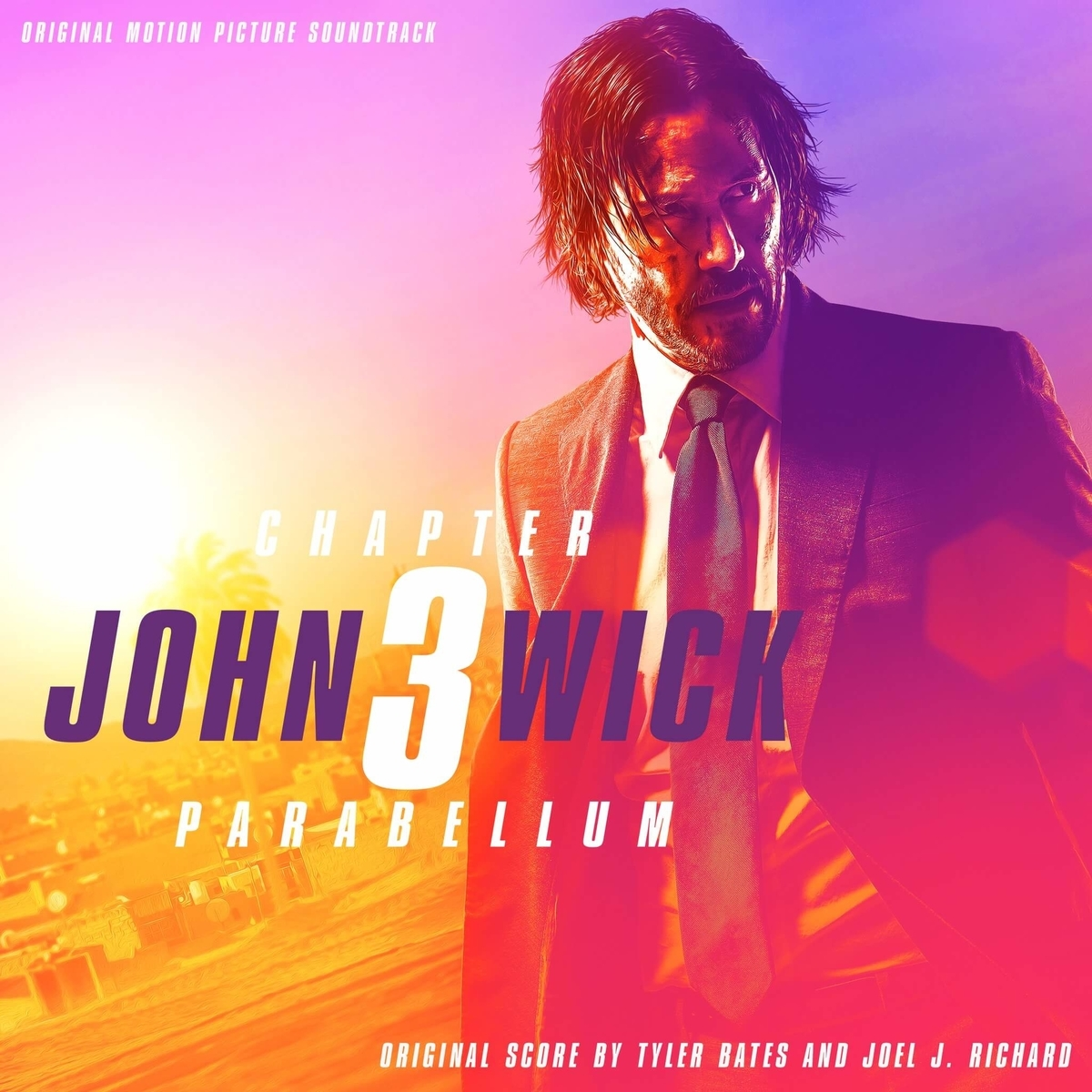 poster of John Wick Parabellum