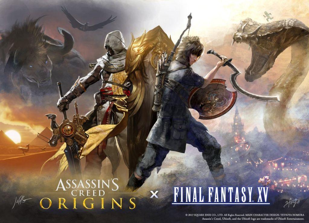 FF15の無料DLC「アサシンズ・フェスティバル」