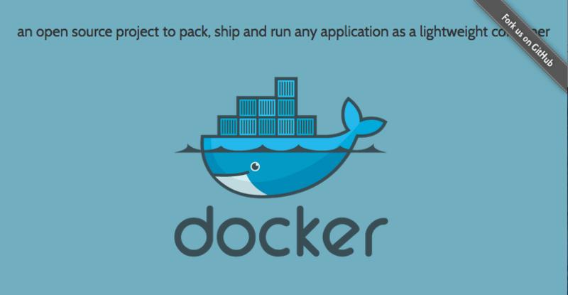 dockerのイメージ図
