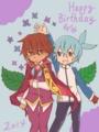 紫陽花組のお誕生日