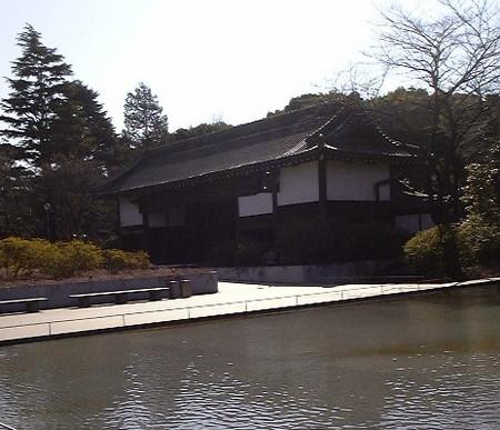 国立東京博物館黒門