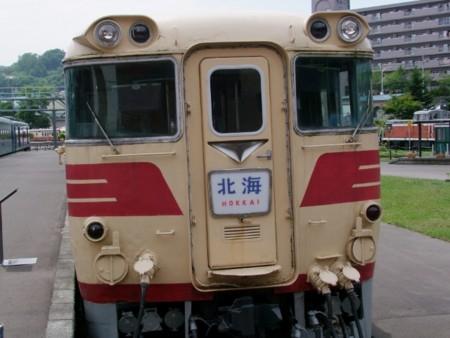 小樽市総合博物館本館にて2011年7月22日撮影