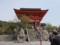 清水寺にて2013年4月16日撮影