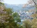 [小樽の風景]手宮公園にて小樽運河を撮影2014年5月11日撮影