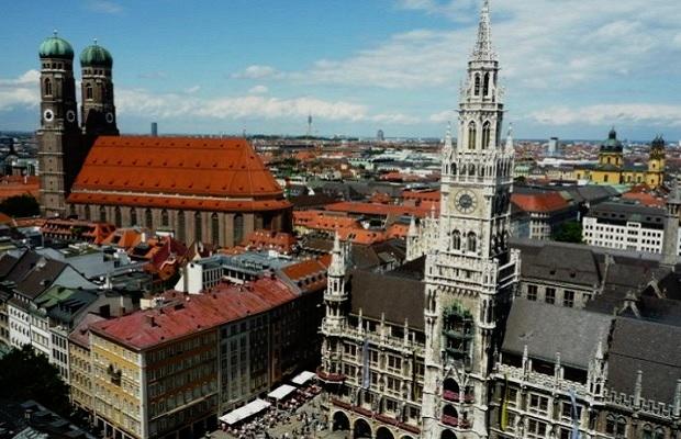 ミュンヘン風景