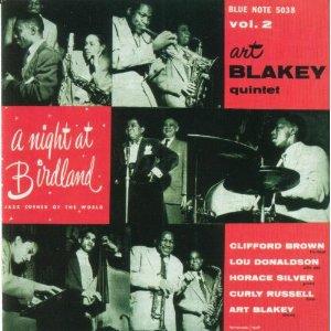 A Night At Birdland Vol2