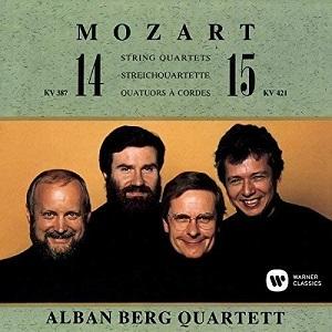 20210305-Mozart String Quartet 14, 15