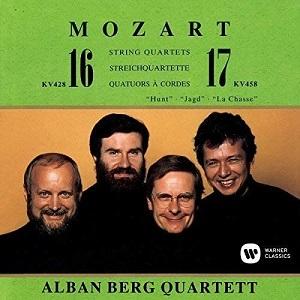 20210311-Mozart String Quartet 16, 17