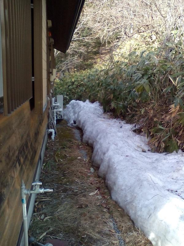 20210329-雪融け