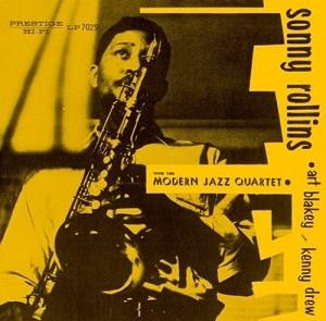 20210409-Sonny Rollins With The Modern Jazz Quartet