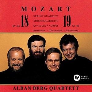20210605-Mozart String Quartet 17, 18