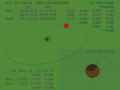 [日食時刻]2011年6月2日(木) 北極