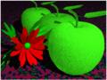 [果物]青いリンゴ