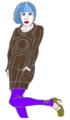 [ファッション]ロングパーカー