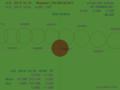 [日食確認]2014年10月24日(金)マガダン 部分日食