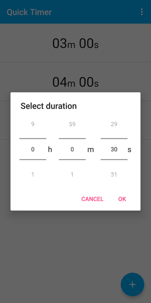 Quick Timer3