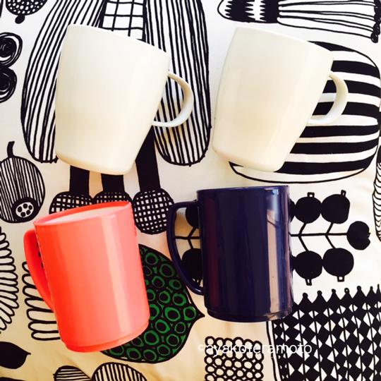 セリアのプラスチックコップ4個