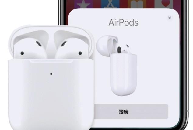iPhoneのBluetoothがオンの時に近づければ接続される