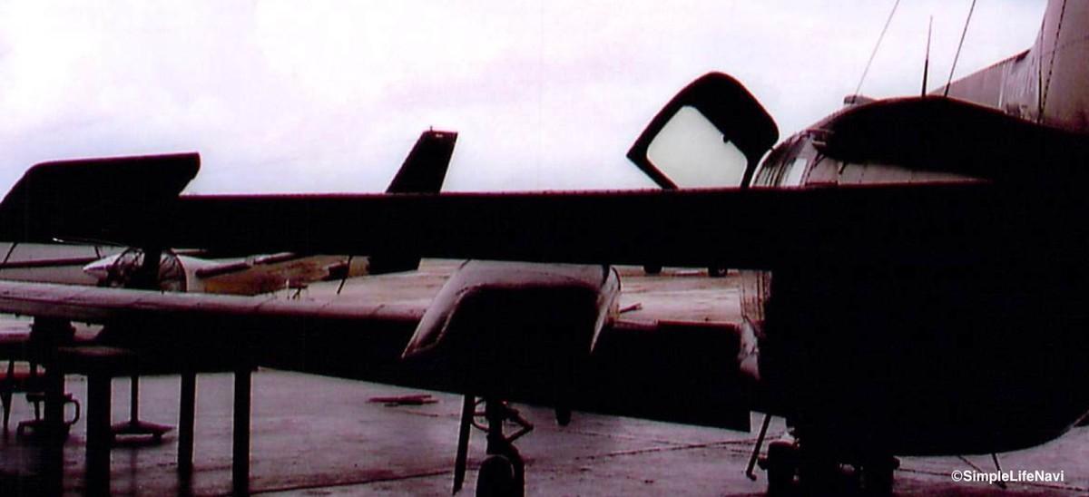 小型飛行機